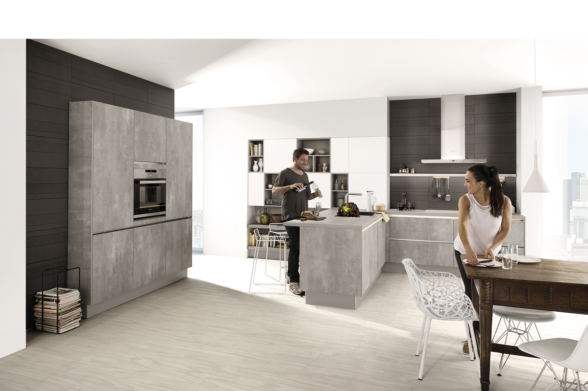 JM CUISINES COMET vente cuisine orsay bagneux