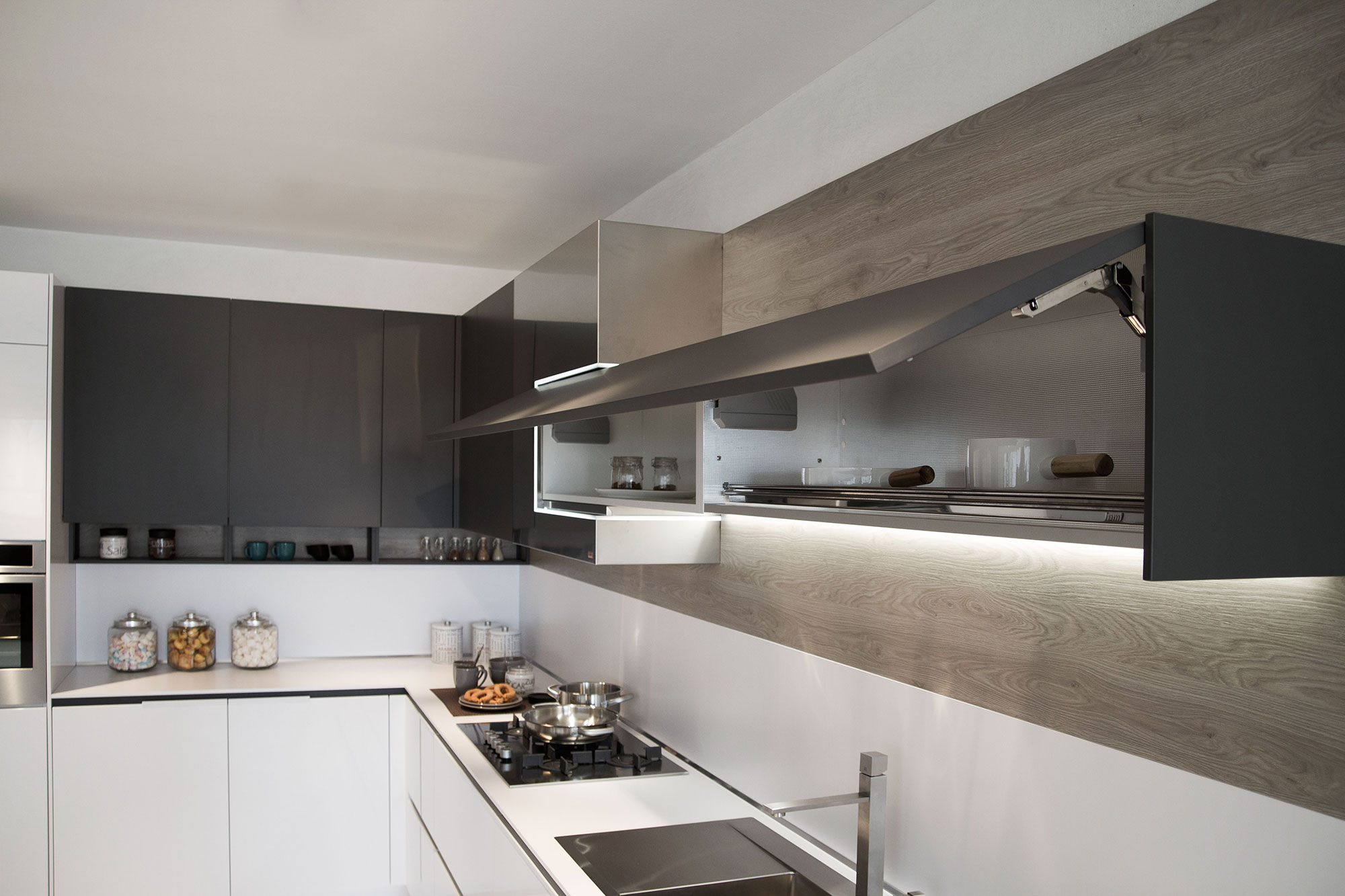 ORANGE cuisine JM CUISINES cuisiniste orsay bagneux